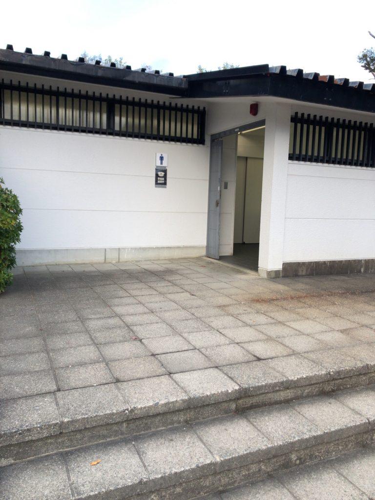 奈良トライアルマラソン トイレ